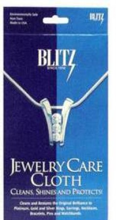 Blitz Boxed Cloth Jewelry Care 175.0272