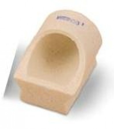 Crucible for Centrifugal Caster D w/Lrg Orifice (11 oz) Wesgo 220.0474