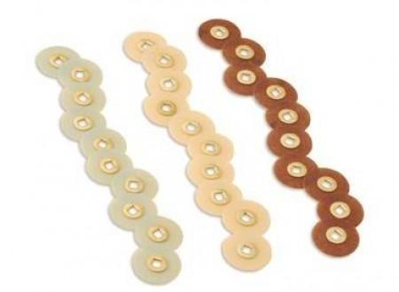 """Plastic Backed Sanding Discs 7/8"""" Coarse 100.1126"""