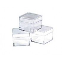 "Plastic Storage Boxes 1 x 2"" 155.0131"
