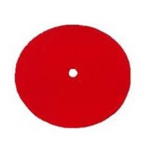 """Vacuum Caster Accessory Red Silicone Pad (7"""") 210.0812"""