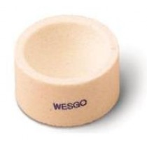 Straight Side Melting Dish  (8 oz) Wesco 220.0815