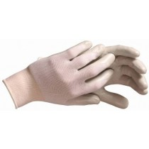 Latex Dipped Cotton Gloves Small 237.0181