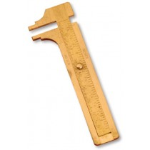 Sliding Brass mm Gauge (80 mm) 350.0156