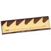 Pike Brand Sawblades # 1/0 (gross) 490-0447