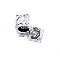 """Ring Lucite-Clear (2 x 2 x 2"""") BX65.707"""
