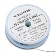 Nylon Coated Steel .012 ga Fine NY05-181