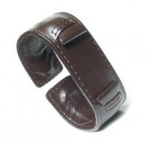 Leather Cuff Brown WB-404BR