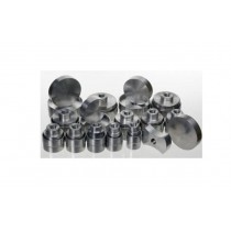 Set of Aluminum Dies (for WT390.795) (7.50 hole) WT390.799