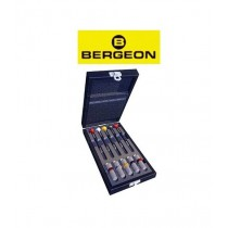 Screwdriver Set (5 pc) Bergeon Ergonomic  WT800.723